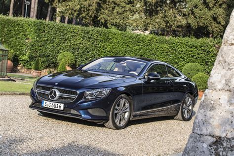 first mercedes 2015 mercedes benz s500 4matic coupe front three quarters