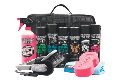 Product review: Muc Off Ultimate valet kit   MCN