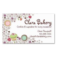 cookie business card template cookie business card template wiranto 93adf7cf2fd4