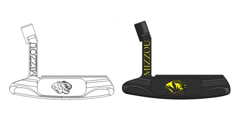 Handcrafted Putters - custom puter pictures inspirational pictures