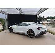 Aston Martin Vanquish Zagato  2016 Chantilly Arts &amp Elegance