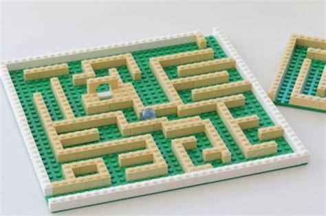 lego labyrinth tutorial 50 insanely creative lego diy project tutorials page 5