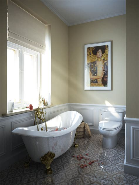 bathroom designs with clawfoot tubs fashion