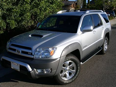 how it works cars 2003 toyota 4runner spare parts catalogs 2003 toyota 4runner sport v8 silver for sale toyota 4runner forum largest 4runner forum
