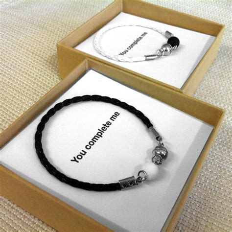 gifts for couples couples jewelry his and bracelet his and hers gifts