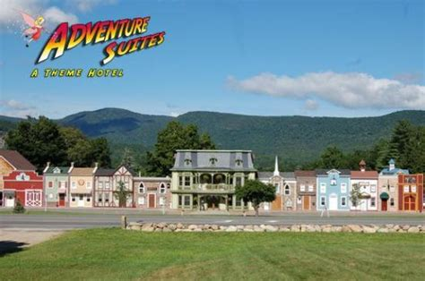 theme hotel white mountains adventure suites north conway nh hotel reviews