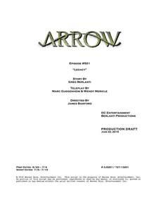 arrow season 5 opening name legacy cast release date