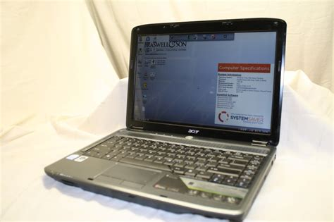 Kipas Laptop Acer 4730z Acer Laptop Aspire 4730z Like New Buya