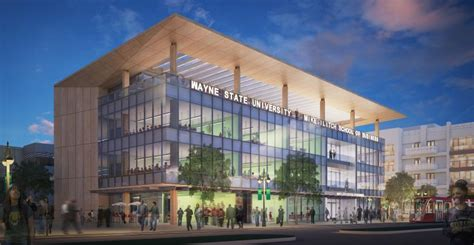 Wayne State College Mba Review by Current Projects Facilities Planning Management