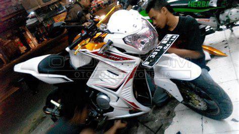 As Shock Depan Vixion New 1pa Asli Yamaha upgrade simpel tilan yamaha vixion otosia