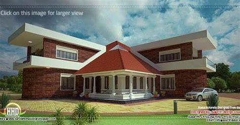 a unique super luxury kerala villa kerala home design unique lake side kerala villa elevation kerala home