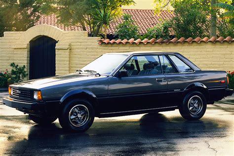 1983 Toyota Corolla Sr5 Hatchback 1980 1983 Toyota Corolla Sr5 Coupe Classic Cars Today