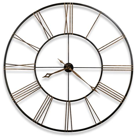 huge wall clocks howard miller oversized postema wall clock 625 406