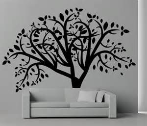 Tree Sticker Wall Pics Photos Tree Wall Decals On Vinyl Wall Decal