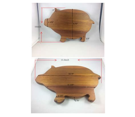 Talenan Dapur Telenan Plastik Chopping Cutting Board Papan Kitchen Set 2016 panas penjualan babi bentuk ayam bentuk memotong papan kayu untuk makanan id produk