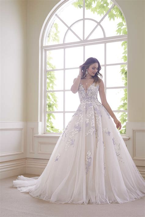 Sophia Tolli Bridal & Wedding Dress Collection Spring 2019