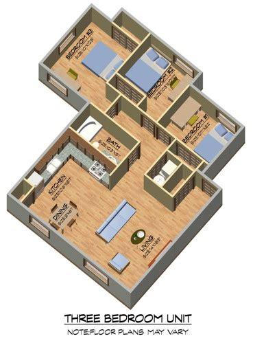 3 bedroom apartments in buckhead three bedroom buildings d e pomeroy court apartments