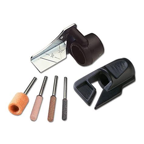 sharpening tool dremel 6 blade sharpening kit lowe s canada
