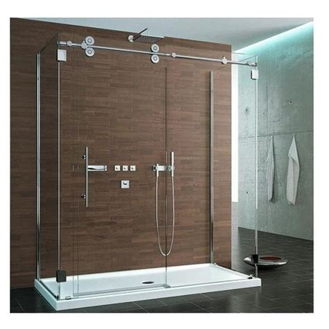 Sliding Glass Shower Door Hardware 7 Best Images About Kinetik By Fleurco On Pinterest Toilets Satin And Track