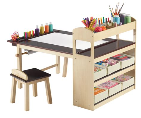 Art Desks For Adults Artistic Holiday Gift Ideas For Kids 187 Dollar Store Crafts