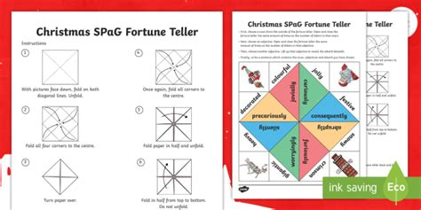 Paper Chatterbox Template
