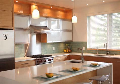ide model desain dapur unik modern  minimalis