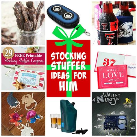 stocking stuff stocking stuffer ideas for him under 10
