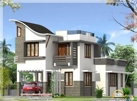 stylish low cost 1800 sq ft 4 bhk contemporary house design indian porch design photos
