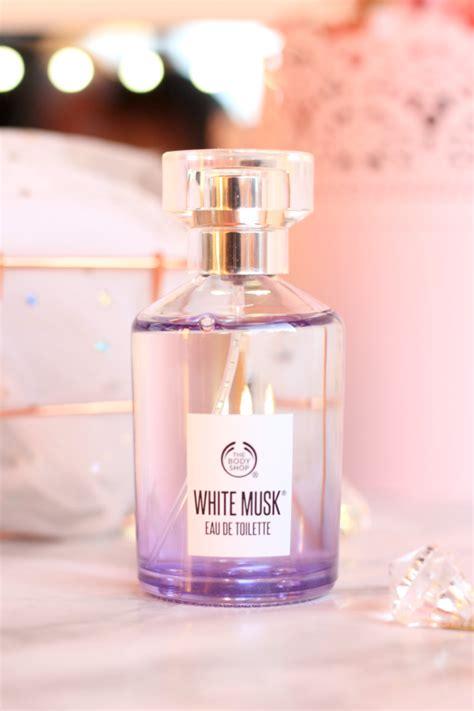 Parfum The Shop White Musk white musk le parfum poudr 233 de the shop happiness