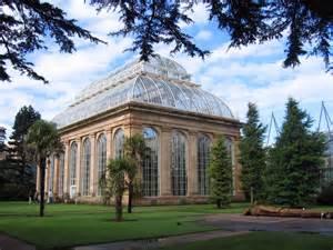 Modern Row House Royal Botanic Garden Edinburgh