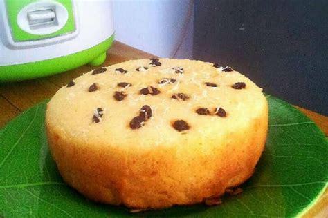 buat kue bolu yang mudah inspirasi sajian nikmat buat anak kos cukup pakai rice