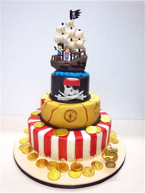 torta barco pirata utilisima tortas infantiles barco pirata imagui