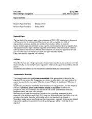 research paper assignment sheet research paper grading criteria assignment sheet pt 2
