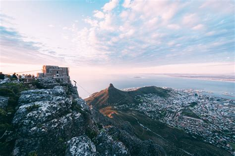Table Mountain Cape Town by Table Mountain Aerial Cableway Cape Town Tourism