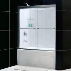 cheap bathtub doors bathroom cheap sliding shower door ideas smoothing your