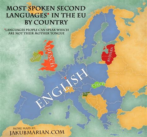 spoken countries click on how much is spoken in the eu