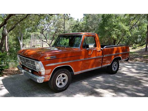 69 ford f100 for sale 1969 ford f100 for sale classiccars cc 979490