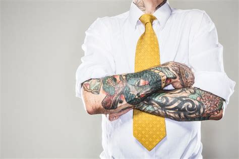 Can Tattoos Prevent You Getting A Job Or Promotion Does Will Tattoos Your Career