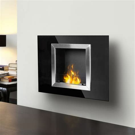 touch of modern fireplace pureflame the of touch of modern