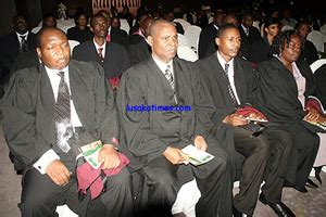 Mba Colleges In South Africa by Zambia Minister Kaingu Gets An Mba