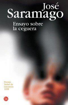 libro ensayo sobre la ceguera ensayo sobre la ceguera de jos 233 saramago 171 bibliopiedras