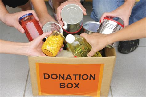 covington food bank taking donations toiletries non