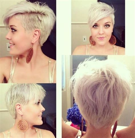 360 view of pixie haircuts with long bangs 360 view of short hair cuts hairstylegalleries com