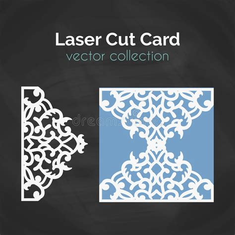 card die cut template laser cut card template for laser cutting cutout