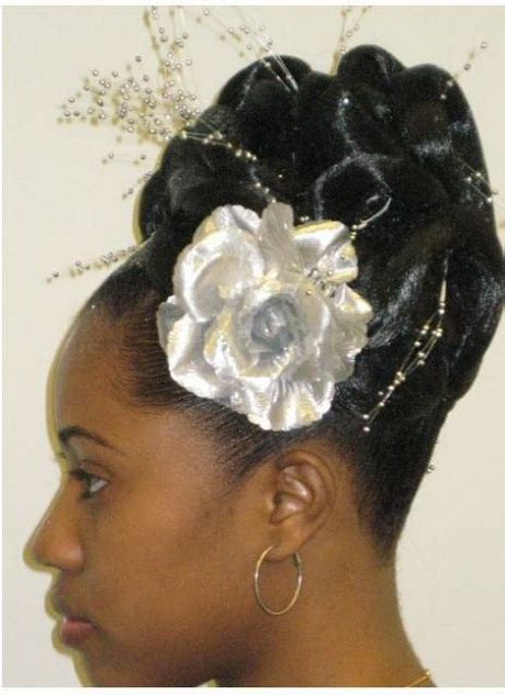 wedding hairstyles black hair black women wedding hairstyles