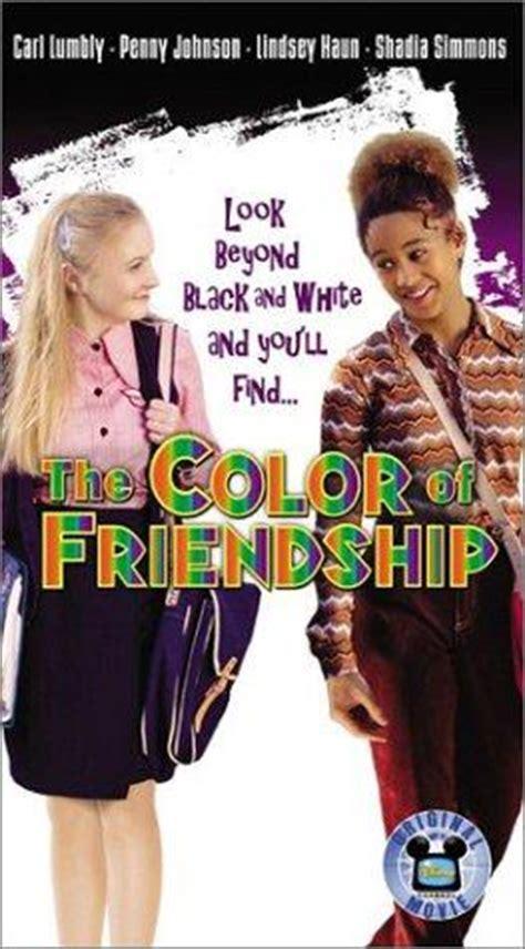 the color of friendship tv 2000 imdb