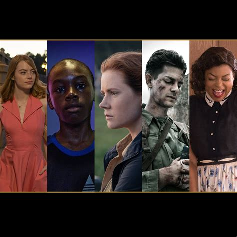 best nominations best picture nominations 2017 oscars oscars 2017 news
