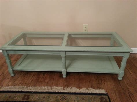 chalk paint coffee table how to update an coffee table from to new