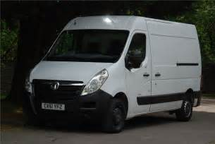 Vauxhall Vans For Sale Uk 2011 Vauxhall Movano Vans For Sale Honest