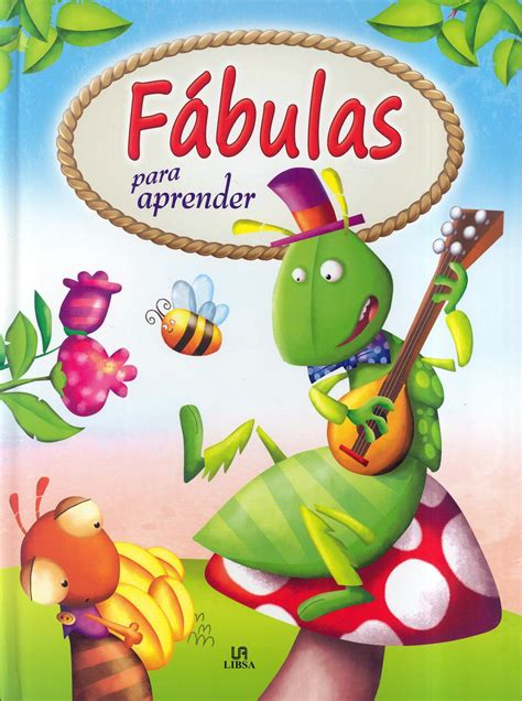 libro fabula de la avista fabulas para aprender vv aa libro en papel 9788466230384